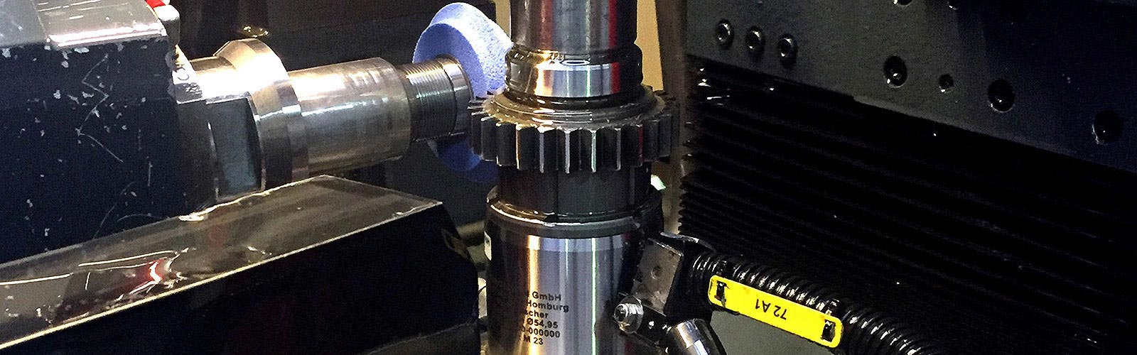 The specialist for gearing technology and fine machining