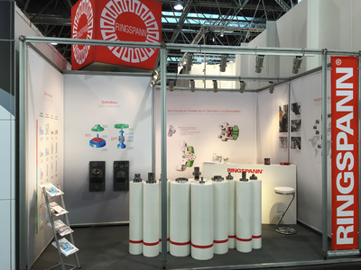 Front view | Hall 14, booth A93
